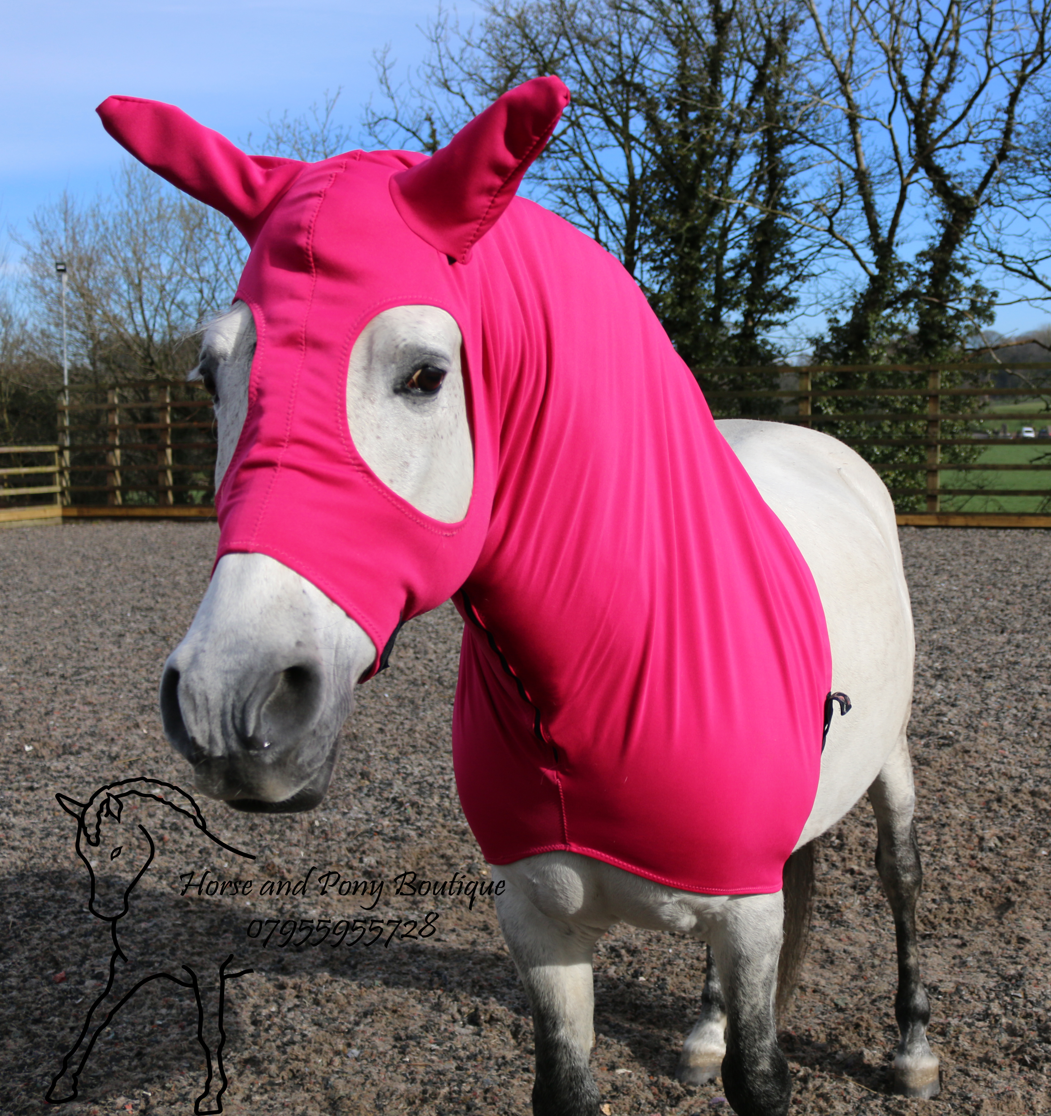 Medium Weight Stretch Hoods Horse Amp Pony Boutique
